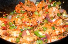 Hey guys! This recipe is a typical Trini Sunday dish! Due to the strong Asian influence in Trinidad and Tobago, this dish is a fusion of cultures. It has a Trini kick to it ( Green Seasoning and Ho…