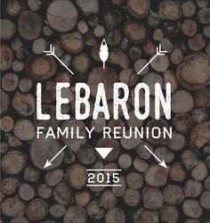 Family Reunion T-Shirt Logo by BAJDESIGNS on Etsy