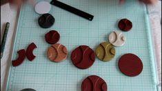 premo Sculpey Weird Gears Steampunk Necklace
