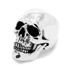 Anatomical Skull Ring from The Great Frog - gonna ask my man Reino to do a special custom job that includes a chunky black diamond. Watch this space!