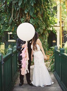 Garden glitz wedding | photo by Jessica Loren | planning by Sarah Tucker Events | 100 Layer Cake
