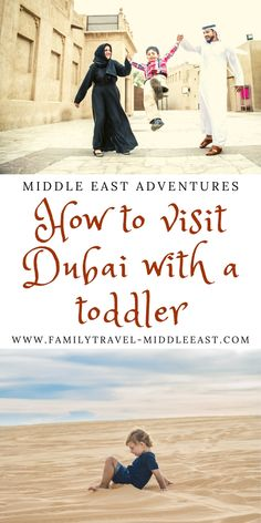 Ultimate guide to toddler-friendly Dubai. Best indoor and outdoor activities, most appropriate theme parks for smaller children, dining and practicalities getting around Dubai with a toddler. The only Dubai guide you will need! Toddler Travel, Travel With Kids, Family Travel, Dubai Activities, Outdoor Activities, Dubai Guide, Dubai Aquarium, Vacation Trips