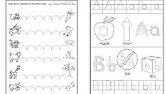 Umeed Preschool Program Worksheets For Playgroup, Grade 5 Math Worksheets, Alphabet Writing Worksheets, Alphabet Tracing, Tracing Worksheets, Preschool Programs, Literacy Programs, Urdu Poems For Kids, Cv Words