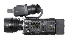 Sony F5/F55 4K Camera