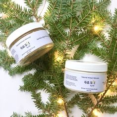 Winter Forest Body Scrub and Body Butter Set | Vegan Winter Scrub and Lotion Set | Organic Body Scrub and Lotion | Winter Scrub and Lotion by madewithlovebykm on Etsy https://www.etsy.com/listing/569874561/winter-forest-body-scrub-and-body-butter