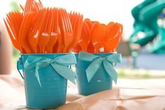 Finding Nemo Birthday Party! - birthday-party-ideas