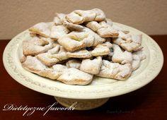 Dietetyczne faworki- pieczone | Zapachy Kuchni