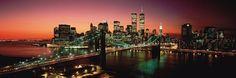 Brooklyn Bridge, NYC Kunstdruk
