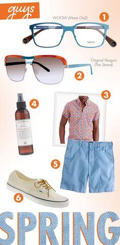 Spexy Spring Essentials for Gals + Guys Alike: http://eyecessorizeblog.com/2015/04/spexy-spring-essentials-gals-guys-alike/