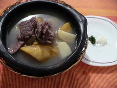 Cocina Real Free Sopa de Guineo o Plátano Colicero