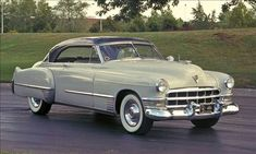 1949 Series 62 Coupe DeVille Maintenance/restoration of old/vintage vehicles: the material for new cogs/casters/gears/pads could be cast polyamide which I (Cast polyamide) can produce. My contact: tatjana.alic@windowslive.com #1949cadillacconvertibleclassiccars