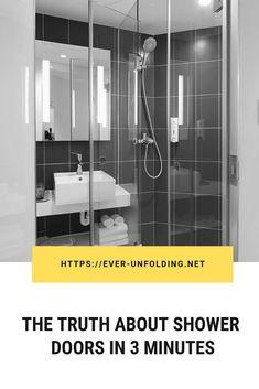 Why Is My shower base Better Than Yours? Shower Mirror, Glass Shower Doors, Shower Faucet, Shower Tub, Shower Heads, Shower Base, Hand Held Shower, Best Handheld Shower Head, Dreamline Shower