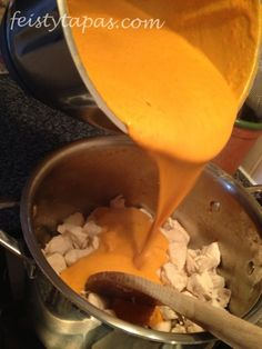 Receta de curry: pollo a la mantequilla (butter chicken o murgh makhani). Con una salsa cremosa, a primera vista esta receta para la Thermomix parece complicada pero en realidad es muy sencilla y sale de maravilla.