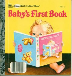 First Little Golden Books (3) Baby Mickey's Book of Opposites Disney Babies more
