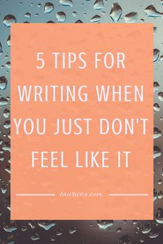 In a perfect world, every writer gets a good night's sleep. But let's face it… Those days are few and far between. Here's how to push through!