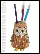 Owl Crafts and Learning Activities for Kids great for homeschools and preschools, owl crafts made from cups, paper plates and paper bags, owl craft for popular children's books Diy Crafts For Girls, Crafts To Make, Arts And Crafts, Kids Crafts, Recycle Crafts, Owl Activities, Kids Learning Activities, Planets Activities, Music Activities