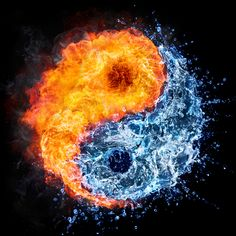 Find Fire Water Yin Yang Concept Tao stock images in HD and millions of other royalty-free stock photos, illustrations and vectors in the Shutterstock collection. Thousands of new, high-quality pictures added every day. Ying Y Yang, Yin Yang Art, Yin And Yang, Symbole Ying Yang, Ying Yang Wallpaper, Yin Yang Meaning, Psychic Love Reading, Twin Flame Reading, Twin Flame Relationship