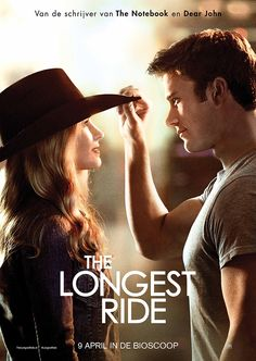 The Longest Ride - poster