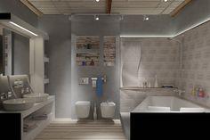 Bathroom, loft