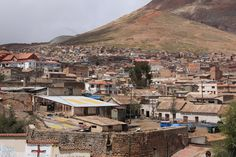 Potosi - Highest Town in the World © Christina Varro #bolivia #potosi #town #cantstopdreaming