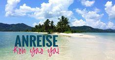 Alle Möglichkeiten zur Anreise nach Koh Yao Yai - Koh Yao Yai ist eine wunderschöne und unberührte Insel nur wenige Bootsminuten von Phuket. Wie du am besten dorthin gelangst, erfährst du hier:  http://flashpacking4life.de/anreise-koh-yao-yai-faehre-fahrzeiten-preise/