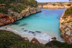 Calò d'es Moro. Santanyi. #Mallorca. Spain