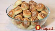 Pogačice od sira - Cottage cheese crackers [Eng Subs] Bread Recipes, Cookie Recipes, Snack Recipes, Snacks, Pogaca Recipe, Cheese Biscuits, Bread And Pastries, Galette, Cottage Cheese