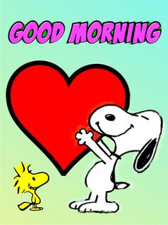 Good Morning Picture, Morning Pictures, Cool Cartoons, Cartoon Fun, Good Morning Cartoon, Snoopy Quotes, Blessed Quotes, Morning Blessings, Charlie Brown And Snoopy
