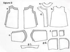Basic kids jacket tutorial (for boys too!)