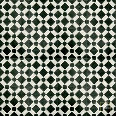 $27square foot - Mosaichse - Anemone C4-14 - moroccan cement tile