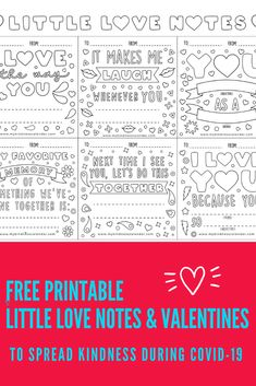 "This free printable and colouring sheet will get your kids showing love for their family and friends on Valentine's or any day. Getting kids to think beyond ""I love you"" to questions like ""why do you love who you love? How do they make you feel?"" help build emotional intelligence and gratitude. Easy fun Valentine's craft for toddlers and kids. #crafts #coloursheets #freebies #valentinesday #valentinescrafts #socialemotionallearning"