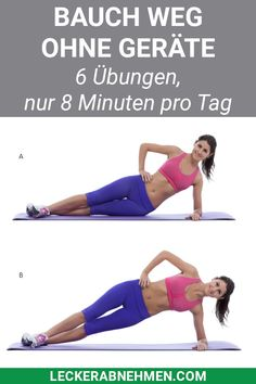 Our abdominal muscle training at home will help you get rid of belly fat together with the right diet. Every single abdominal exercise is fully explained. Fitness Motivation, 30 Day Fitness, Muscle Fitness, Easy Fitness, Fitness Diet, Abdominal Exercises, Abdominal Muscles, Fitness Exercises, Easy Workouts