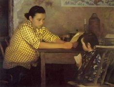 Han-Wu Shen (Han Wu Shen) (1950-)  A Letter from Dad