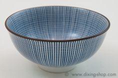 Porzellan Schale Tokusa Sendan Japan Teeschale Reisschale Suppenschale tea bowl