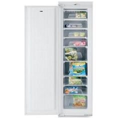 This Candy CFFO 3550 Built In Freezer looks great in any home. Sliding Hinges, Tall Cabinet Storage, Locker Storage, Domestic Appliances, Single Doors, Design Consultant, Freezer, Shoe Rack, Drawers