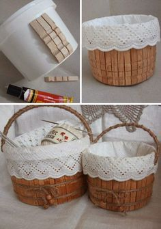 1 million+ Stunning Free Images to Use Anywhere Diy Arts And Crafts, Home Crafts, Crafts For Kids, Diy Crafts, Wooden Clothespin Crafts, Wooden Clothespins, Popsicle Stick Crafts, Craft Stick Crafts, Diy Box