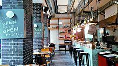 Home Sweet Home :-) by adarkm Guy, Lokal, Restaurant, Open Kitchen, Vienna, Sweet Home, Street View, Instagram Posts, Home Decor