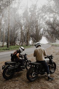 Cafe Racer Bikes, Cafe Racer Motorcycle, Bike Photoshoot, Motorcycle Photography, Foto Instagram, Dirtbikes, Super Bikes, Biker Style, Vintage Motorcycles
