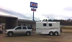 David Hogan from Kingwood, TX purchased his new 2H BP from Jake Ramsey of Gulf Coast 4-Star Trailer Sales in Willis, TX. Thank you David!!  www.gc4star.com  (877) 543-0733
