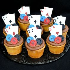 That's neat, for a Vegas themed party... 21st birthday idea? Hmm... ;)