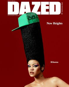 Dazed Magazine, Rihanna Photos, Casual Couture, Hip Hop Outfits, Bad Gal, Smoking Weed, 30th Anniversary, Business Women, Photography