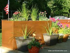 My Daily Rx: Repurposing Filing Cabinets Into Planters Which color??