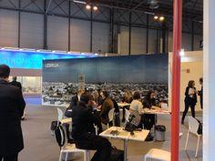 #reuniones #negocios #fitur #2014 #standLebrija