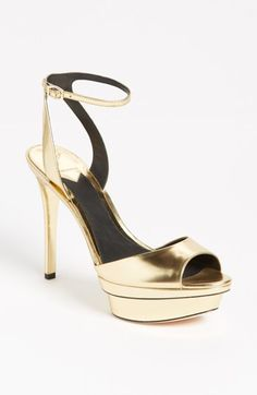 B Brian Atwood 'Femme Fatale' Sandal available at #Nordstrom