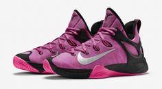 4bf37b564aa0  Think Pink  in the Kay Yow x Nike Zoom HyperRev 2015 Nike Free Runs