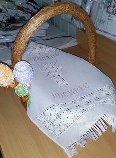 Traditional, Crochet, Crafts, Design, Punto Croce, Craft, Hardanger Embroidery, Napkins, Dots