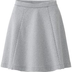 Sturdy flare skirt in multiple colors from Uniqlo $29.90