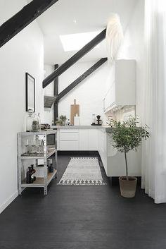 Black&White Loft http://internoventuno.blogspot.it