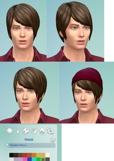 Birksches sims blog: Pixi Long for him - Sims 4 Hairs - http://sims4hairs.com/birksches-sims-blog-pixi-long-for-him/