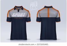 Polo Shirt Design, T Shirt Polo, Polo Tees, Motif Polo, Sports Jersey Design, Uniform Design, Custom Tees, Sport Wear, Rugby